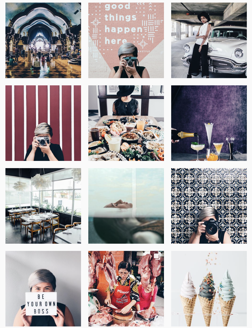Why you should split up your instagram accounts