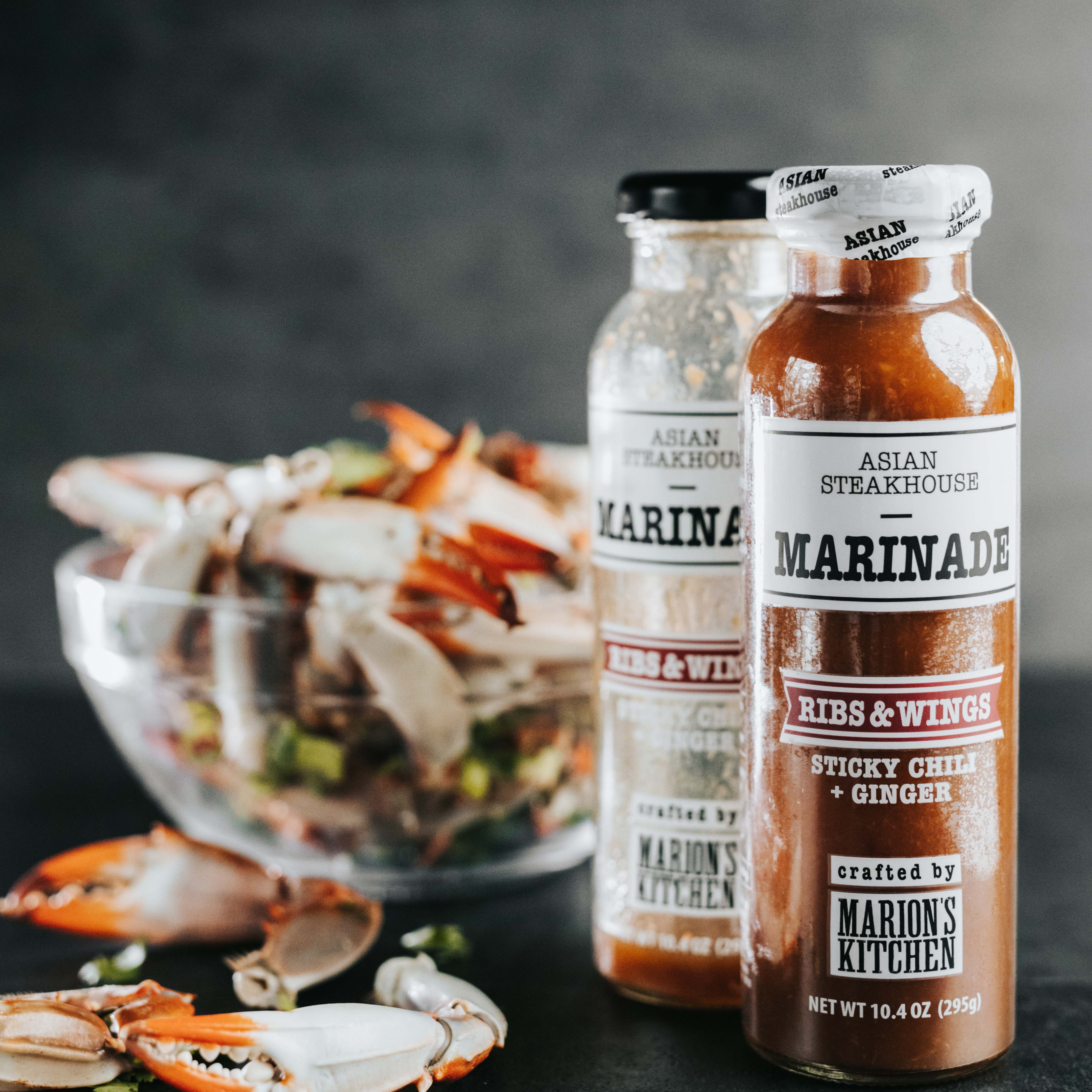 Recipe: Sauce up your crabs the easy way with Marion's Kitchen sauce