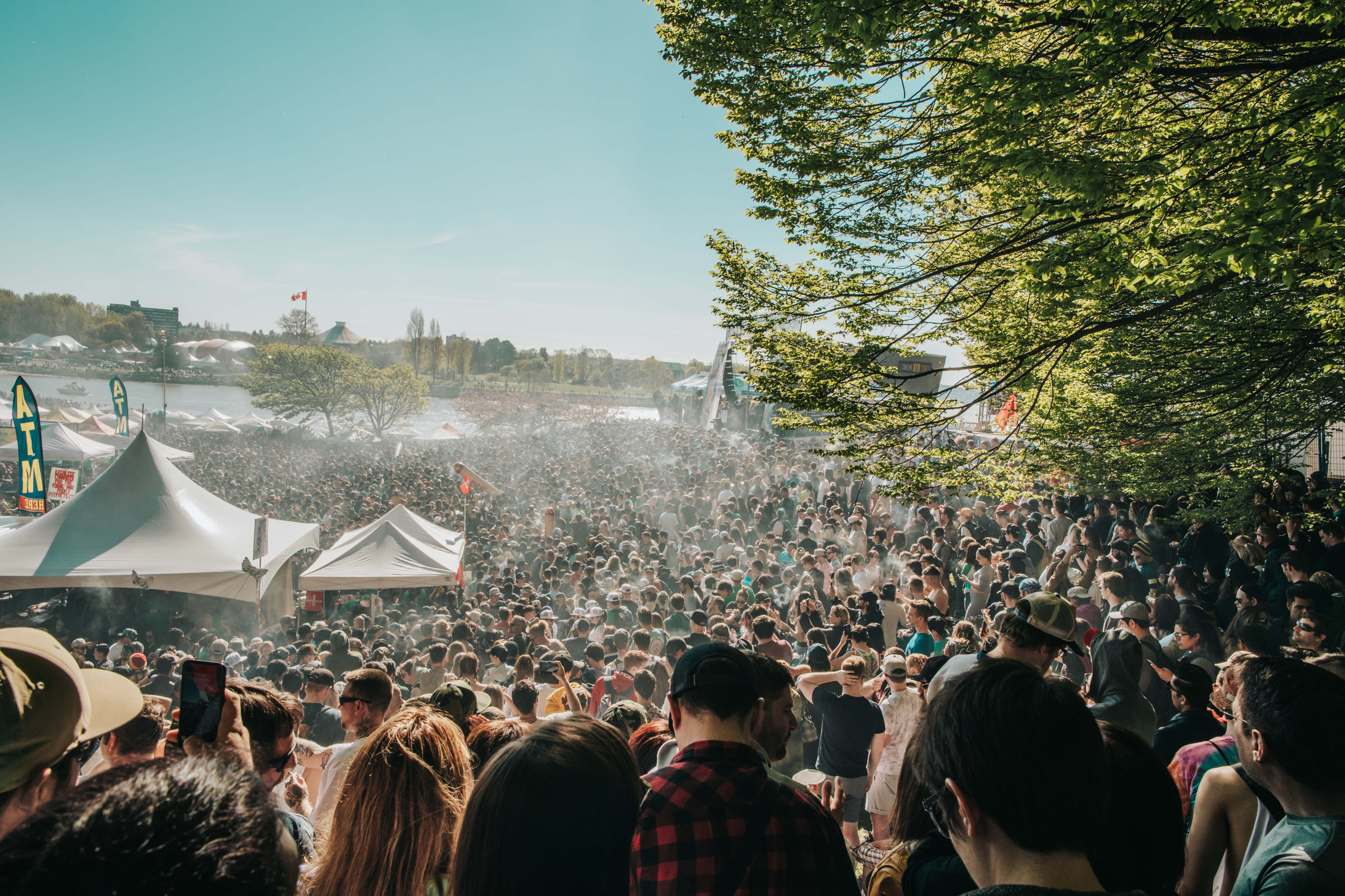 420 in Vancouver: The World's Largest Cannabis Celebration